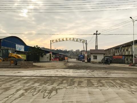 近观中国东盟香料交易市场