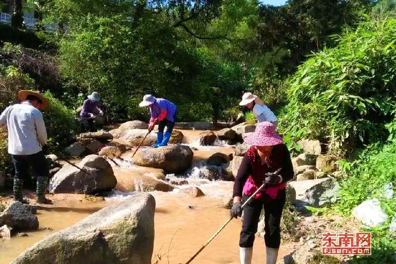 南靖和溪努力打通绿水青山向金山银山转换通道