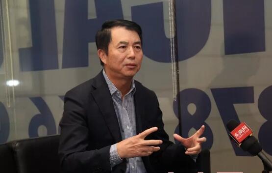 """""""一带一路""""中医药国际合作先行者戴标:中西医相结合才是完备的医学"""