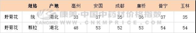 提前释放的野菊花,今年能否菊肥飘香(11月1日)
