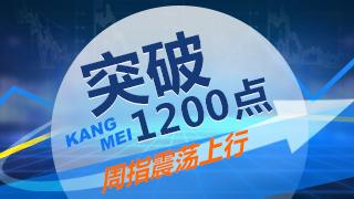 周指震荡上行 突破1200点(2016.11.26期)